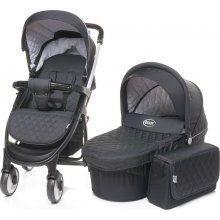 Коляска 4 Baby Atomic Duo XVII (Dark Grey)