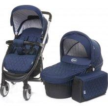 Коляска 4 Baby Atomic Duo XVII (Navy Blue)