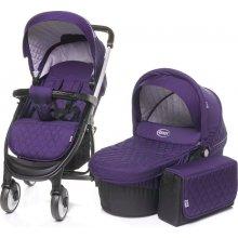 Коляска 4 Baby Atomic Duo XVII (Purple)