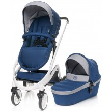Коляска 2в1 4Baby Cosmo Duo Navy Blue