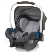 Автокресло 4Baby Galaxy Dark Grey