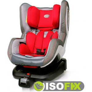 Автокресло 4Baby Neo-Fix Red
