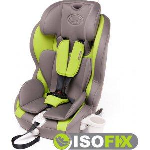 Автокресло 4Baby Star-Fix Green
