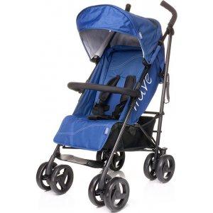 Прогулочная коляска 4Baby Wave Blue