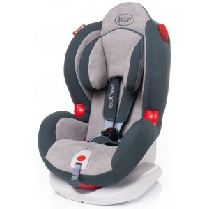 Автокресло 4Baby Weelmo Light Grey