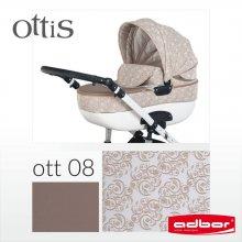 Коляска 3в1 Adbor Ottis OTT-08 (с автокреслом)