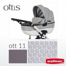 Коляска 2в1 Adbor Ottis OTT-11
