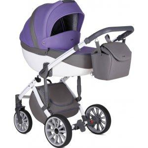 Коляска 2в1 Anex Sport Q1 SP21 Ultra Violet