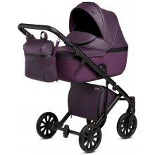 Коляска 2в1 Anex e/type Dark Plum