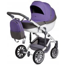 Коляска 2в1 Anex m/type Sp21-Q Ultra Violet