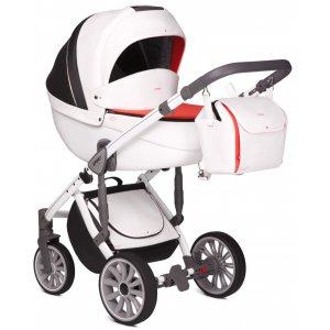 Коляска 3в1 Anex Sport 2.0 Limited Edition SE05 White Form