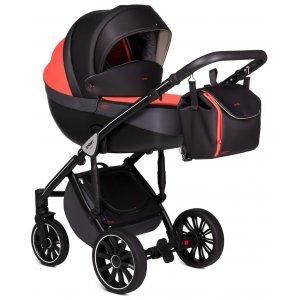 Коляска 2в1 Anex Sport 2.0 Limited Edition SE06 Black Form