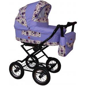 Классическая коляска Anmar Carmina Сиреневый