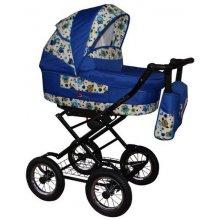 Классическая коляска Anmar Carmina Синий