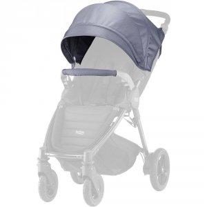 Капюшон/Козырек для коляски Britax B-Agile/Motion Blue Denim + накидка