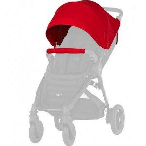Капюшон/Козырек для коляски Britax B-Agile/Motion Flame Red