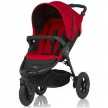 Коляска Britax B-Motion 3 Flame Red