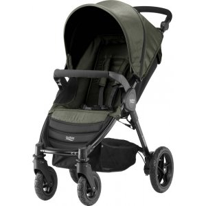 Коляска Britax B-MOTION 4 Olive Denim