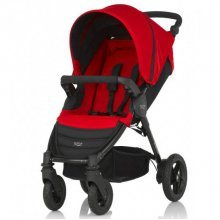 Коляска Britax B-MOTION 4 Flame Red