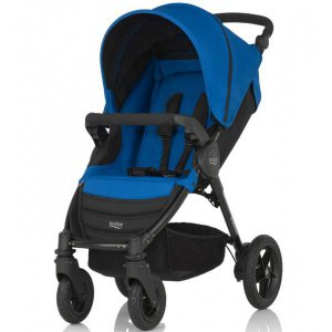 Коляска Britax B-MOTION 4 Ocean Blue