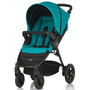 Коляска Britax B-MOTION 4 Lagoon Green