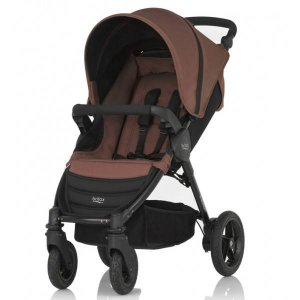 Коляска Britax B-MOTION 4 Wood Brown