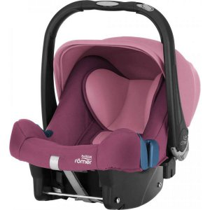 Автокресло Romer Baby-Safe Plus SHR II Wine Rose