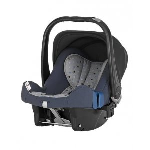 Автокресло ROMER Baby-Safe Plus II Blue Starlite