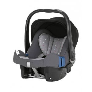 Автокресло ROMER Baby-Safe Plus II Pink Starlite