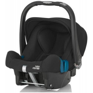 Автокресло Romer Baby-Safe Plus SHR II Cosmos Black
