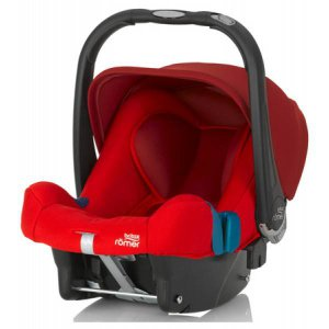 Автокресло Romer Baby-Safe Plus SHR II Flame Red