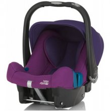 Автокресло Romer Baby-Safe Plus SHR II Mineral Purple