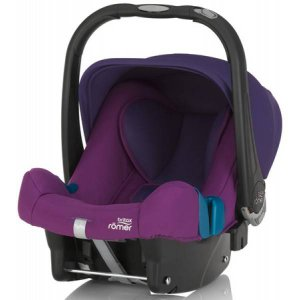 Автокресло Romer Baby-Safe Plus SHR II Mineral Purple