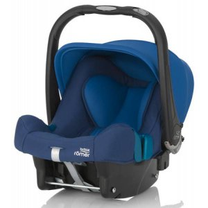 Автокресло Romer Baby-Safe Plus SHR II Ocean Blue