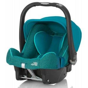 Автокресло Romer Baby-Safe Plus SHR II Green Marble