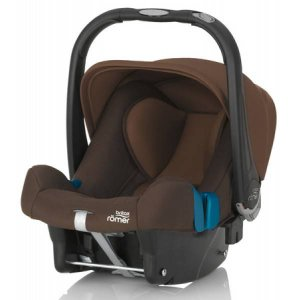 Автокресло Romer Baby-Safe Plus SHR II Wood Brown