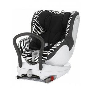 Автокресло Romer Dualfix Smart Zebra