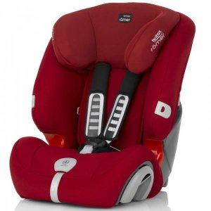 Автокресло Britax-Romer Evolva 123 Flame Red
