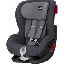 Автокрісло Britax-Romer King II Black Series Storm Grey