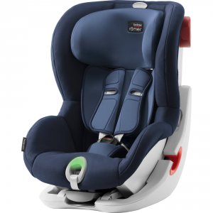 Автокресло Britax-Romer King II ATS Moonlight Blue
