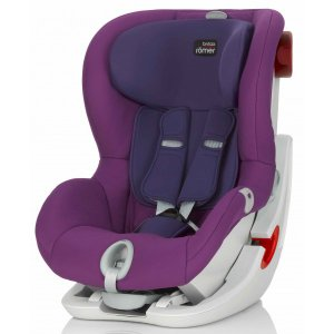 Автокресло Romer King II LS Mineral Purple