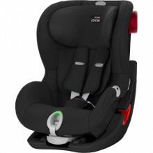 Автокрісло Britax-Romer King II LS Black Series Cosmos Black