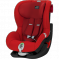 Автокресло Britax-Romer King II LS Black Series Flame Red
