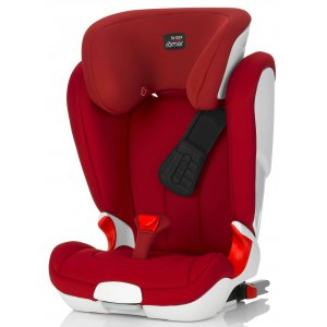 Автокресло Romer Kidfix II XP Flame Red