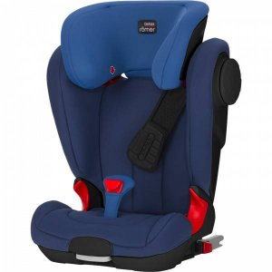 Автокресло Romer Kidfix II XP Sict Black Series Ocean Blue