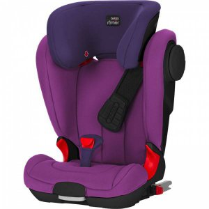 Автокресло Romer Kidfix II XP Sict Black Series Mineral Purple