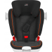 Автокресло Romer Kidfix II XP Sict Black Series Storm Grey