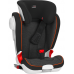 Автокресло Romer Kidfix II XP Sict Black Series Flame Red