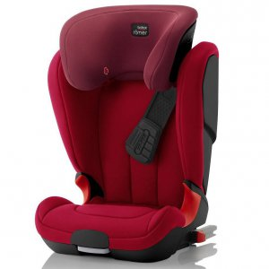 Автокресло Romer Kidfix XP Black Series Flame Red