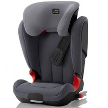 Автокресло Romer Kidfix XP Black Series Storm Grey